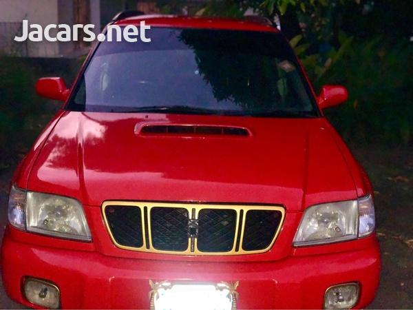 Subaru Forester 2,0L 2001-5
