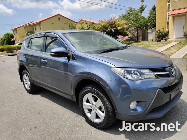 Toyota RAV4 2,0L 2014-4