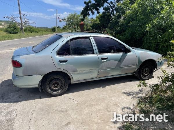 Nissan B14 1,5L 1995-1