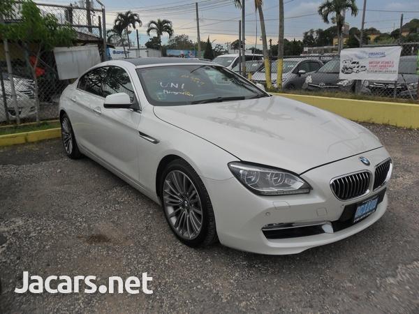 BMW 6-Series 4,0L 2014-2