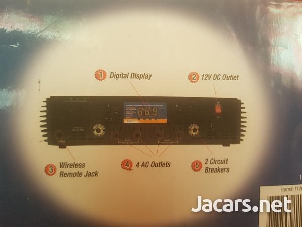 2500 Watt Pure Sine Wave Power Inverter-1