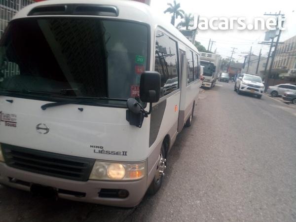 2009 Toyota Coaster Bus-3