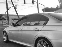 BMW 3-Series 2,0L 2009