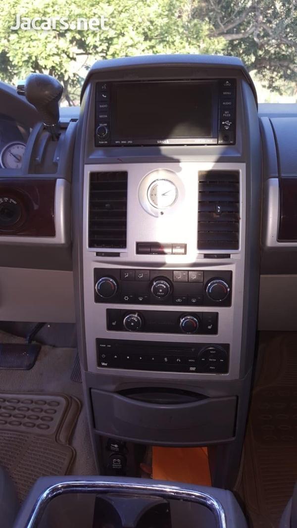 Chrysler Crossfire 1,4L 2010-8