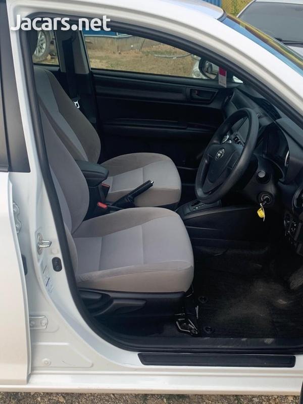 Toyota Axio 1,8L 2016-6