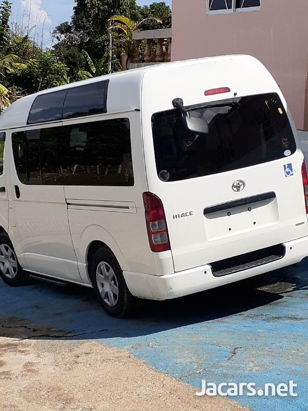 2012 Toyota Hiace Bus-5