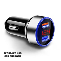 Dual port Car Charge