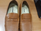 Brand new brown Aldo Rossine Mens shoes size 10/43