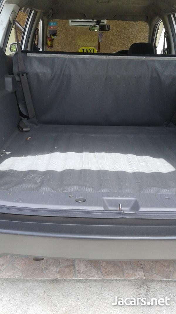 Nissan AD Wagon 5,0L 2013-2