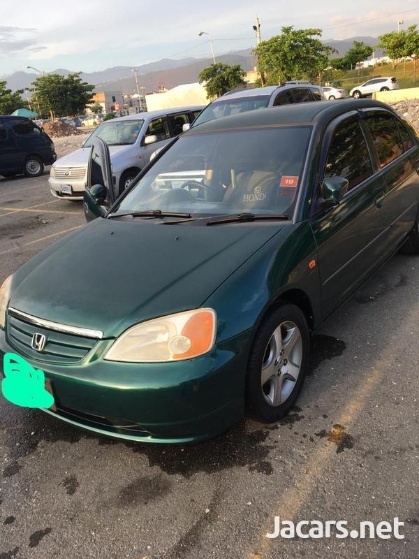 Honda Civic 1,6L 2002-1