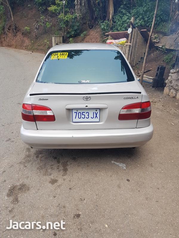 Toyota Corolla 1,5L 1999-4