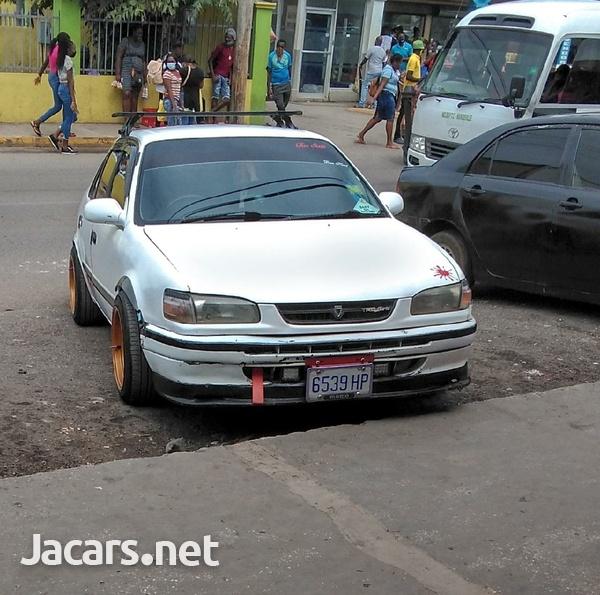 Toyota Corolla 1,2L 1995-2
