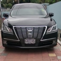 Toyota Crown 3,5L 2013