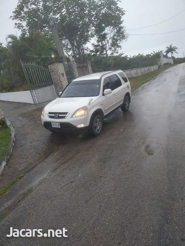 Honda CR-V 2,0L 2002-1