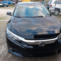 Honda Civic 1,5L 2018