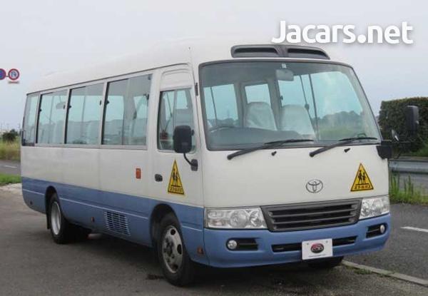2011 Toyota Coaster Bus 4,0L-1