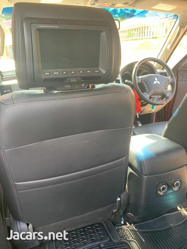 Mitsubishi Pajero 3,4L 2016-7