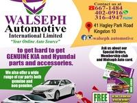 Walseph Automotive International Limited