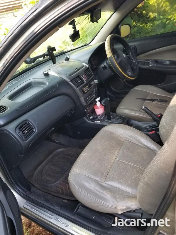 Nissan Sunny 1,6L 2007-12
