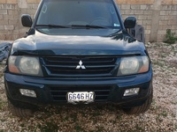 Mitsubishi Montero 1,2L 2002