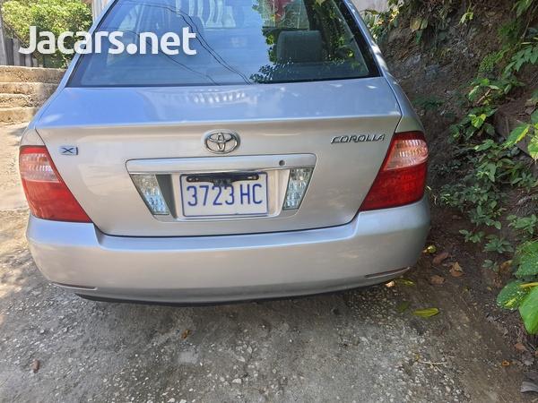 Toyota Corolla 1,8L 2004-2