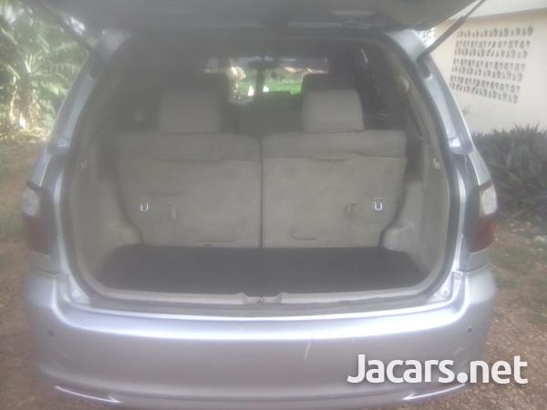 Toyota Ipsum 2,4L 2009-10