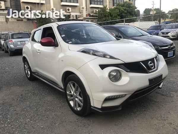 Nissan Juke 1,6L 2013-8