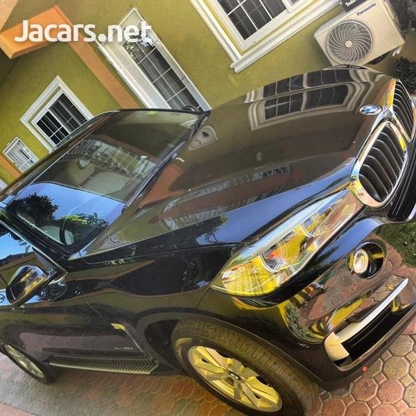 BMW X5 2,0L 2016-4
