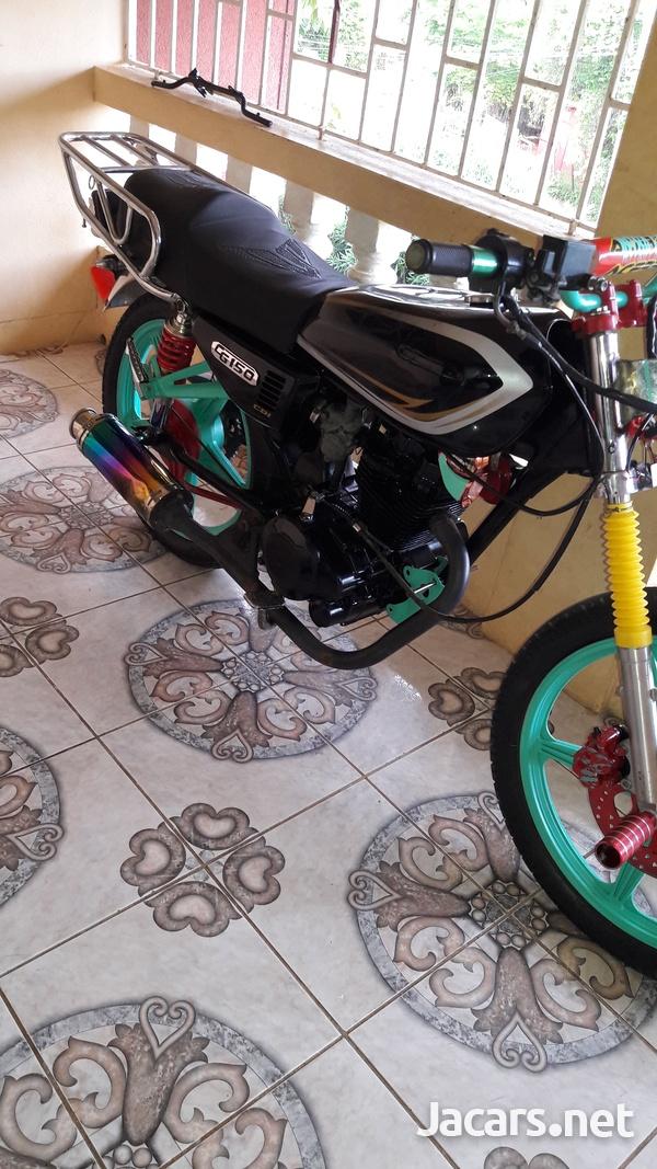 Motorbike 0,7L 2018-2