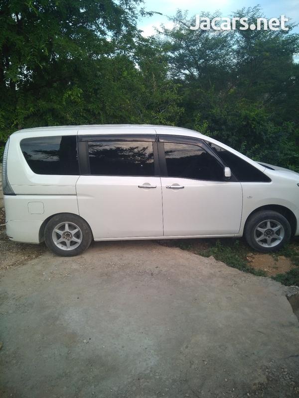 Suzuki Landy 2,0L 2013-6
