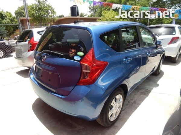 Nissan Note 1,3L 2014-5