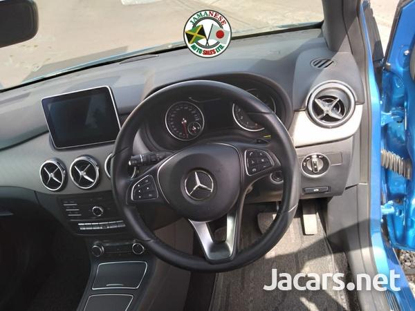 Mercedes-Benz B-Class 2,0L 2015-9