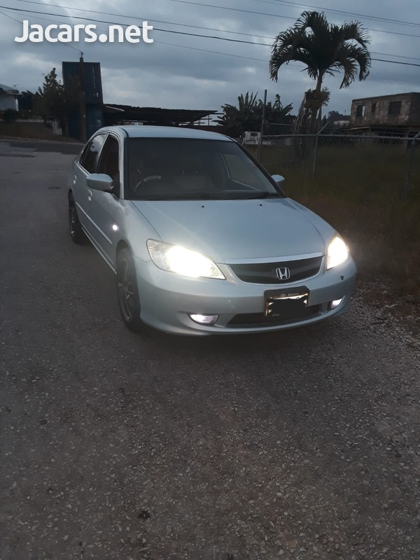 Honda Civic 1,8L 2005-7