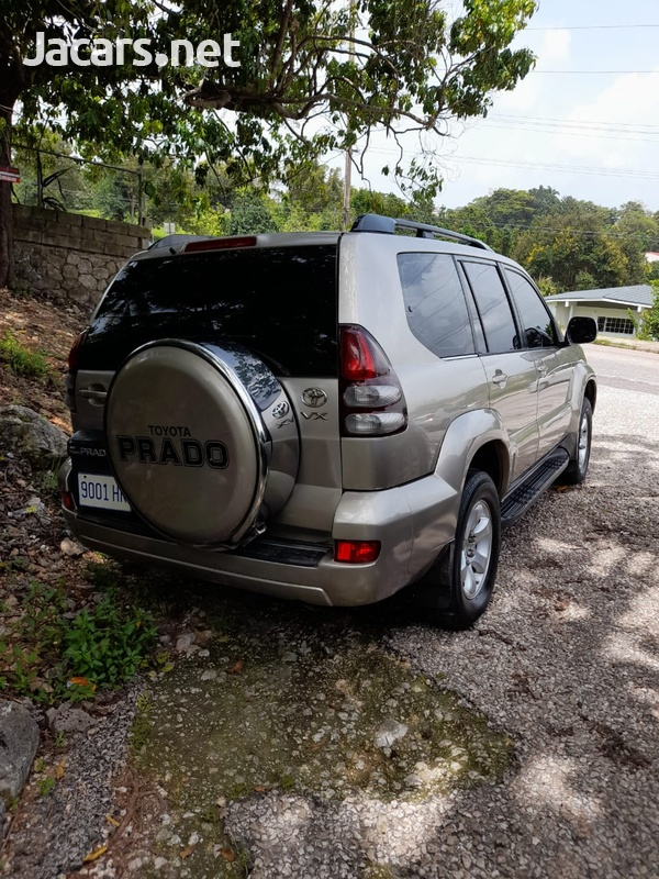 Toyota Prado 3,0L 2004-9