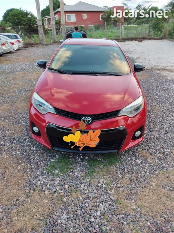 Toyota Corolla 1,8L 2014-1