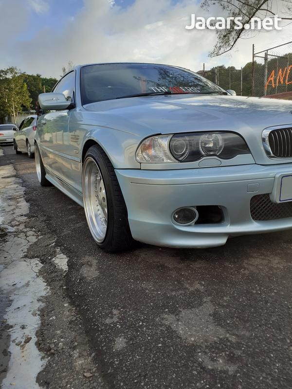 BMW 3-Series 2,4L 2002-2