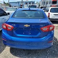 Chevrolet Cruze 1,6L 2018
