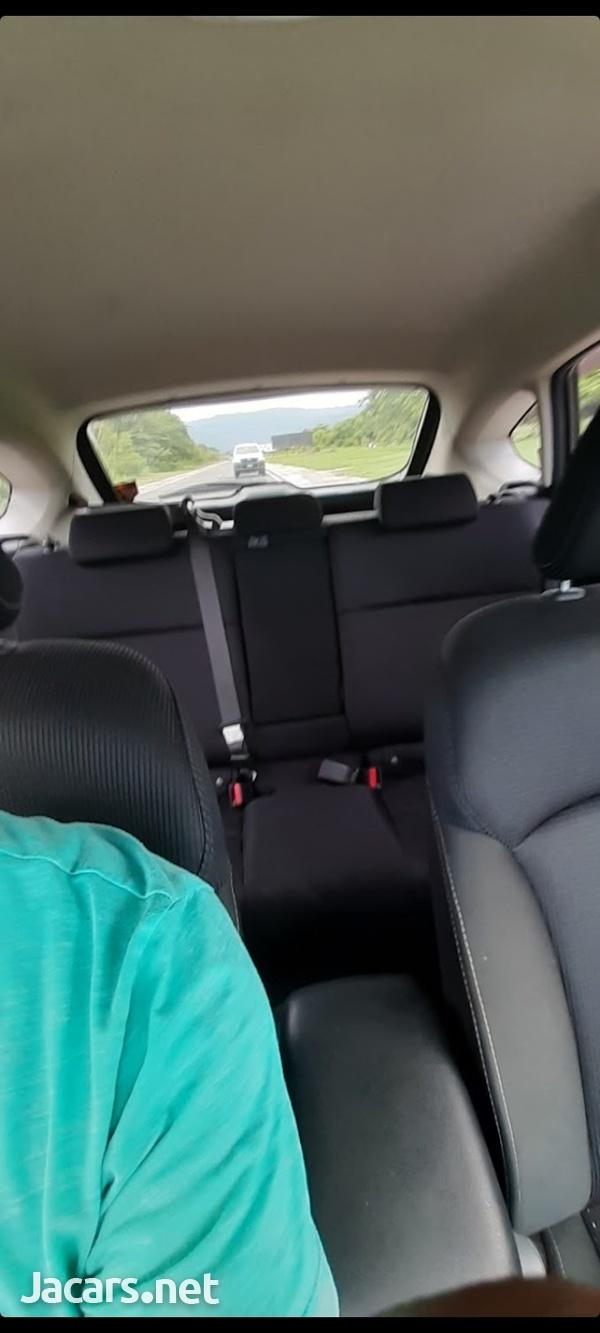 Subaru Impreza 1,5L 2015-4