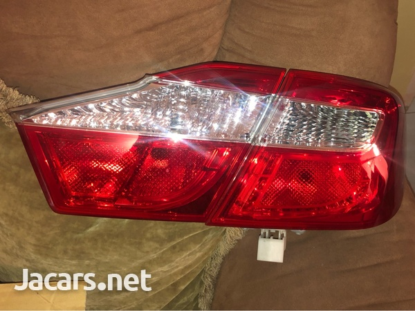2012 Camry tail lights