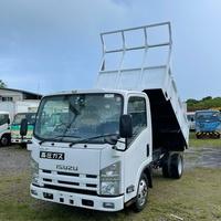 2013 Isuzu Tipper Truck
