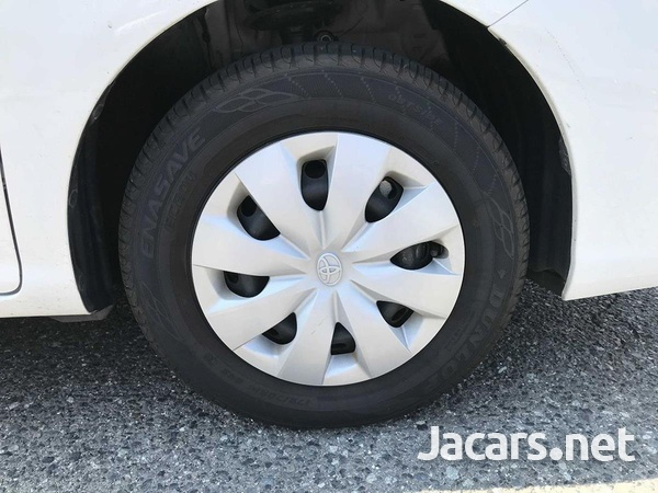 Toyota Axio 1,5L 2015-16