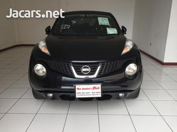 Nissan Juke 1,5L 2012-2