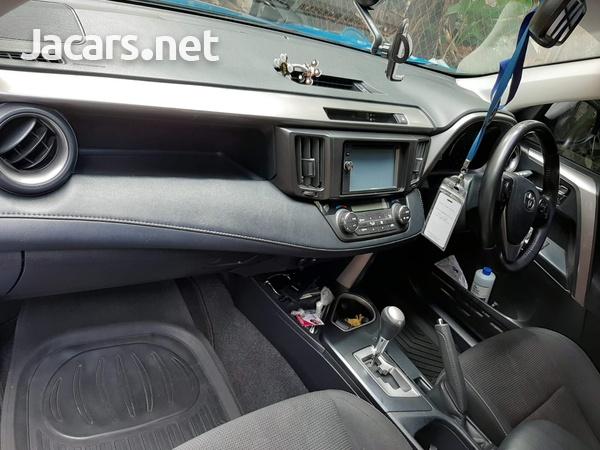 Toyota Rav4 3,0L 2017-8