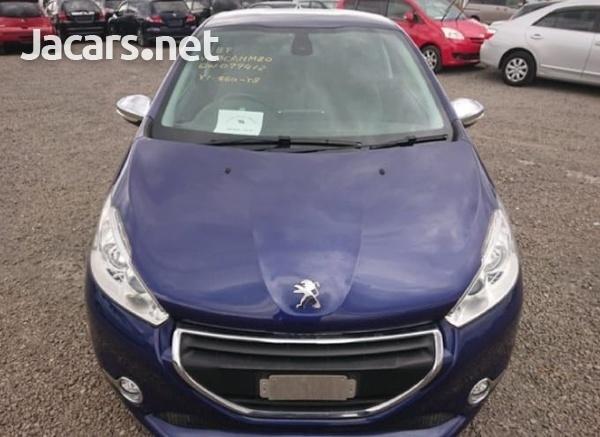 Peugeot 207 1,2L 2014-5