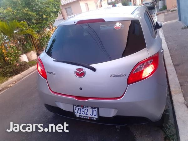 Mazda Demio 1,3L 2008-1