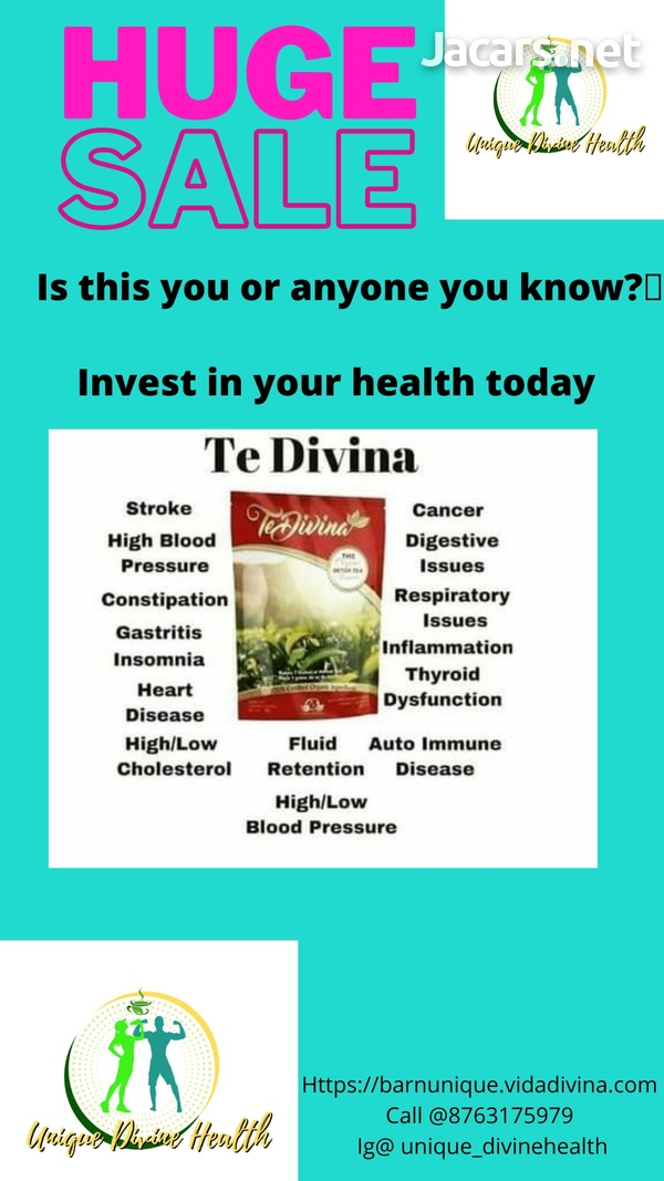 Unique Divine Health-3