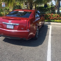 Cadillac CTS 3,6L 2008