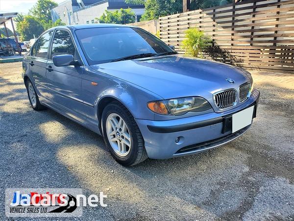 BMW 3-Series 1,8L 2003-1
