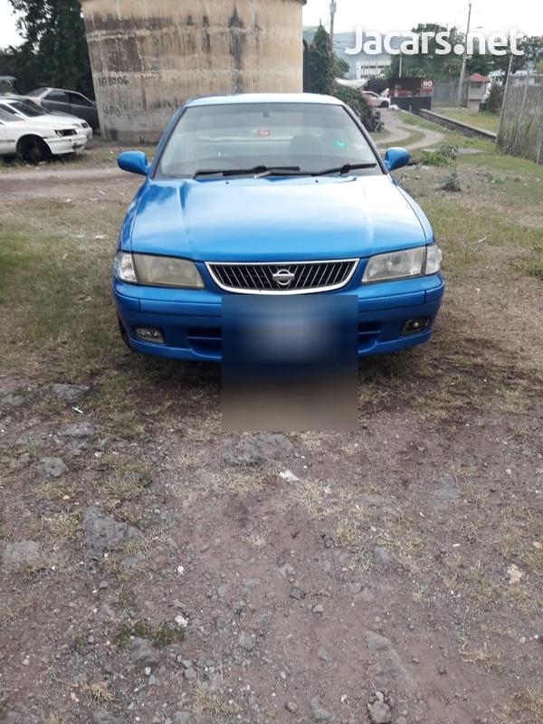 Nissan Sunny 0,4L 1998-2