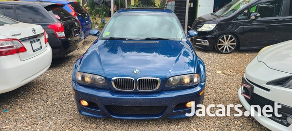 BMW M3 3,0L 2002-1